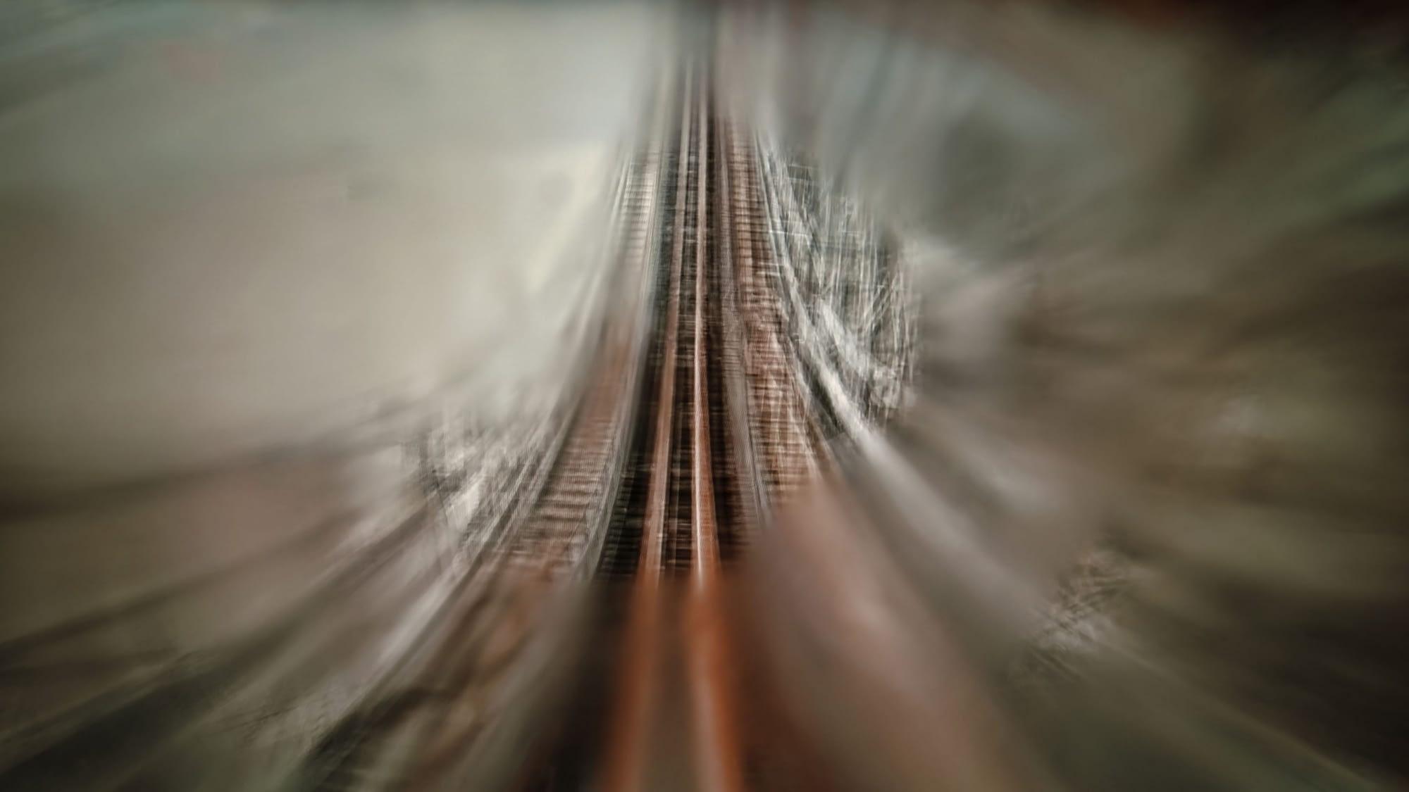 Nausea feeling when riding the roller coaster